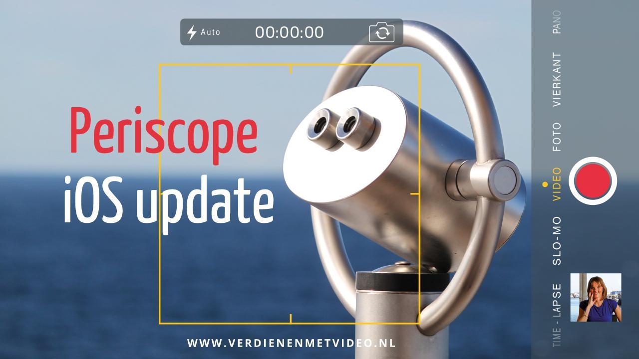 Periscope-iOS-update-op-je-iPhone