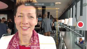 Linda Graanoogst over programma iPhone video Maken