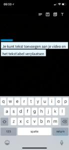 LinkedIn video tekst toevoegen