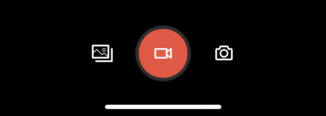 LinkedIn video toevoegen via mobiele app stap 3