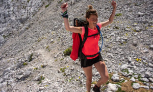 Noor Janmaat expeditie Slovenië Jonas Föllmi videomarketing inzetten