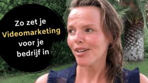 Videomarketing Video Strategie voor Bedrijven [Interview De Ondernemer]