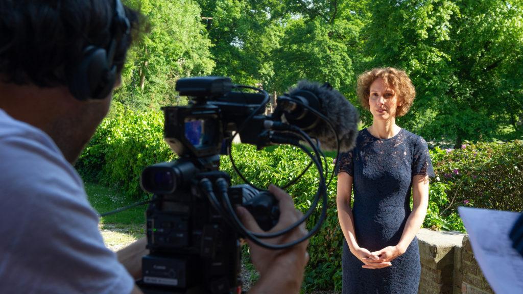 Marieke van Ginkel gevraagd als spreker op Nyenrode