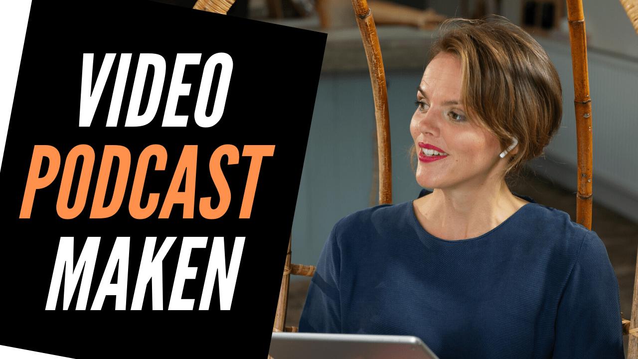 Video podcast Hoe maak je een videopodcast