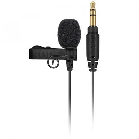 Microfoon met TRS aansluiting