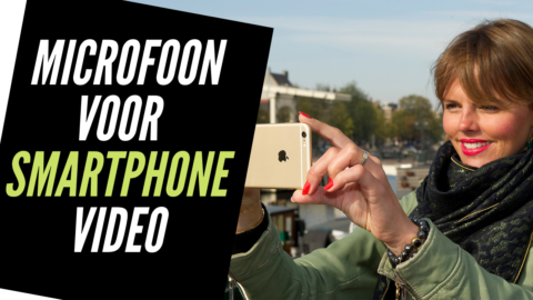 Microfoon voor Smartphone Video (2020)