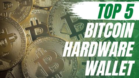 Top 5 Bitcoin hardware wallet: stel je Bitcoins veilig