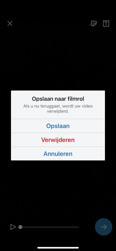 LinkedIn video verwijderen