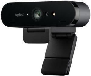 Logitech BRIO 4K Webcam voor video