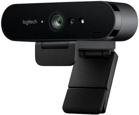 Logitech BRIO 4K Webcam voor video