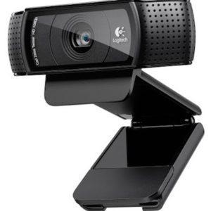 Logitech C920 HD Pro Webcam voor video
