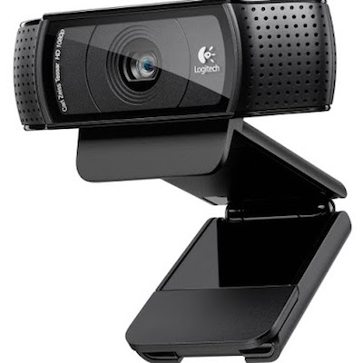 Logitech C920 HD Pro Webcam voor video