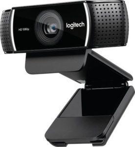 Logitech C922 HD Pro Webcam voor video