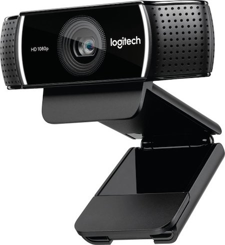 Logitech C922 HD Pro Webcam voor video