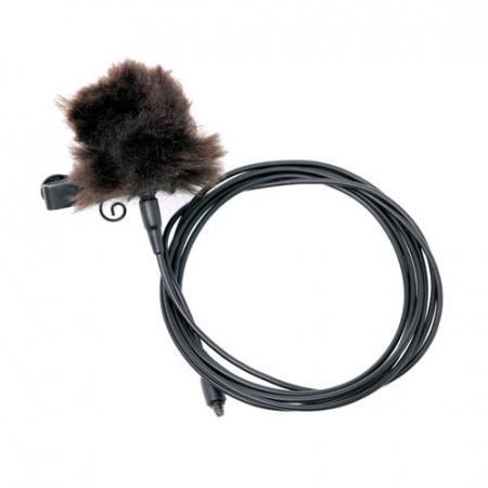 Røde windscherm voor dasspeldmicrofoon