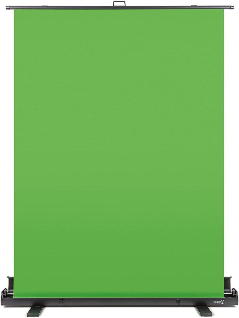 Green screen voor live video