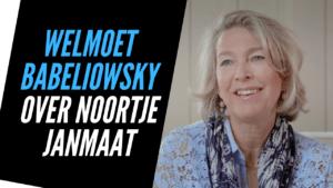 Welmoet Babeliowsky over Noortje Janmaat
