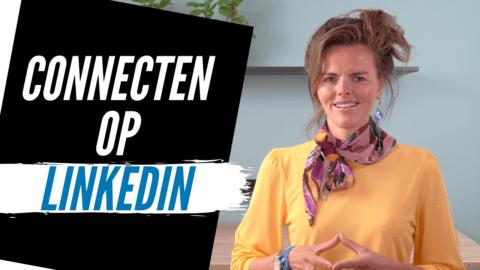 Connecten op LinkedIn – Koude  Top  Klanten Benaderen met dit Bericht