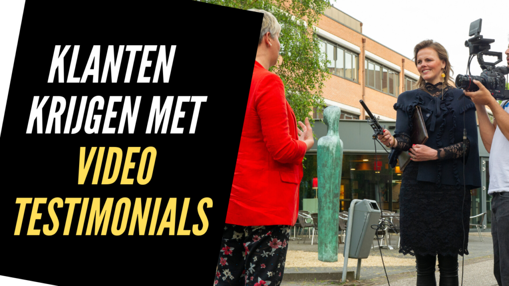 Maak je Online Cursus met Video
