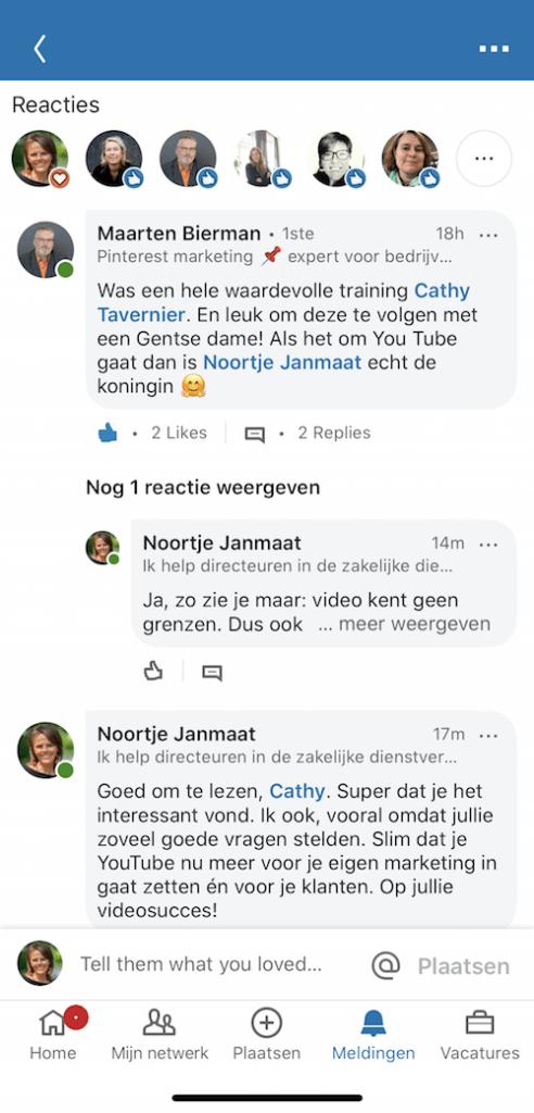 YouTube voor Bedrijven testimonial Maarten Bierman