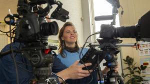 Noor Janmaat verdienen met video
