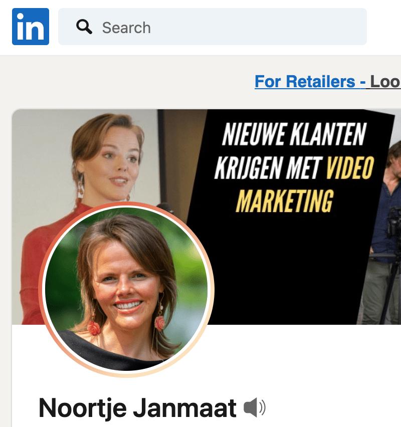 LinkedIn Cover Story video voorbeelden