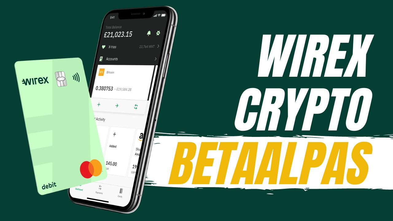 Wirex Review Bitcoin betaalkaart